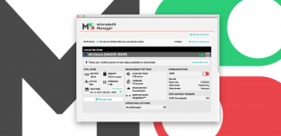 microAeth Manage v1.03 screenshot